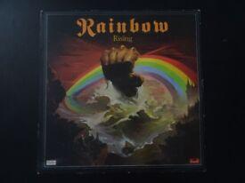 3 x Rainbow Vinyls
