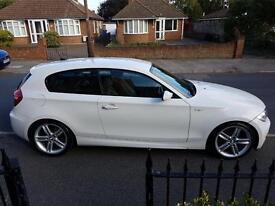 BMW 120D MSport 4seats