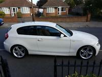 BMW 120D MSport 4seats