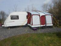 Outdoor Revolution Compactalite Pro 325 Caravan Awning
