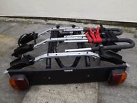 Thule 9403 Ride On 3 Bike Rack / Cycle Carrier - Tow Bar Mounted