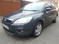 Ford Focus 1.6 TDCi Style, Low Mileage Full Main dealer service history