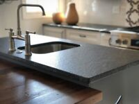 Buy---Decan--Grey---Leather--Granite---Kitchen----Worktops
