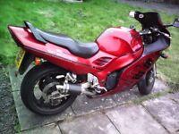 Sell Suzuki RF 900 RR 1997 - READ- MODs ignition advancer custom exhaust scott oiler full hist gsx
