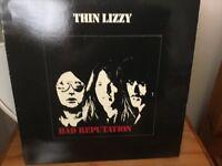 Thin Lizzy -Bad Reputation