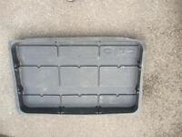 Renault Clio boot protector