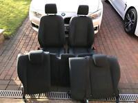 Ford Fiesta Zetec S car seats