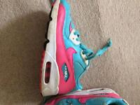 Nike air max size size 12 kids