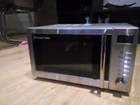 Russel Hobbs Microwave, 20 litre, 800W, good as new