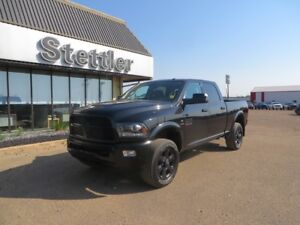 2016 RAM 2500 LARAMIE DIESEL! EXTENDED WARRANTY! LEATHER!