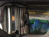 job lot of albums