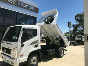 New 2019 Hyundai EX6 Factory Tipper, 3 yr, 200,000 km Warranty Pooraka Salisbury Area Preview
