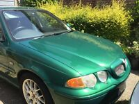 MG.....ZS FOR SALE.