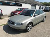 Audi A4 2.0 se AUTO 2002 PX TO CLEAR !