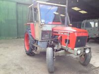 Tractor - Zetor 4911 ** 1978- 1 owner- 1350Hrs **