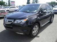 2008 Acura MDX 3.7L Technology Package-NAV-LEATHER-SUNROOF