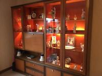 Teak Display Unit. for free too uplift