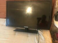 Black 42 inch tv immaculate condition rarely used