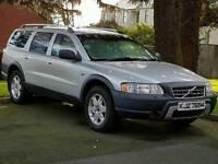 2006 Volvo XC70 SE D5 AUTO 4X4! FULL YEARS MOT! SERVICE HISTORY!