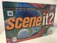 **SOLD** Scene it DVD game
