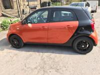 Smart ForFour Prime Lots of Extras!!