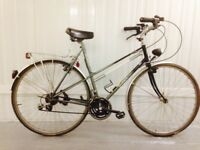 Giant classic Road bien 24 speed Hand made frame Immaculate condition Serviced