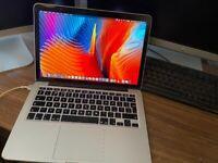 Apple MacBook Pro 13 retina 8gb ram 512gb ssd