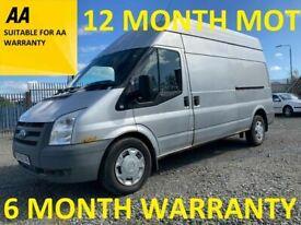 Ford, TRANSIT, Panel Van, 2009, Manual, 2402 (cc)***NO VAT***