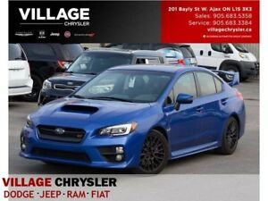 2017 Subaru WRX STI Sport|Manual|Sunroof|Accident Free|Blind Spo