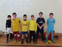Futsal/football Coaching