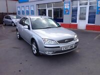 07 Ford Mondeo Edge 1.8 Petrol, 114,000 miles, We are open 7 days, Part ex welcome on all cars.