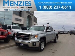 2015 GMC Sierra 1500 SLE Crew 4x4, Bluetooth, Cam, Clean Carproo