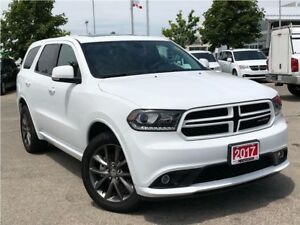 2017 Dodge Durango GT AWD**5.7L HEMI**BLUE RAY DVD**