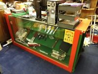 Shop display cabinet - perfect for retail/gift shops