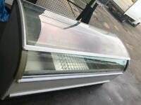 Commercial display chest freezer for shop cafe restaurant takeaway restaurant nsjaja