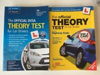 Driving theory test books