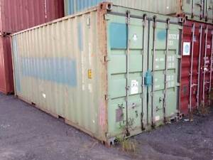 Shipping Container Hire from $2.20 per day in Newcastle Edgeworth Lake Macquarie Area Preview