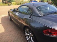 BMW Z4 2014 Low Miles only 4,650 from new Full History