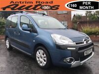 2012 CITROEN BERLINGO 1.6 HDI ** WHEELCHAIR ACCESSIBLE ** ONLY 16,000 MILES ** FINANCE AVAILABLE