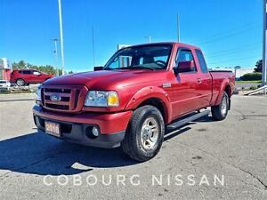 2010 Ford Ranger Sport Extended Cab  FREE Delivery
