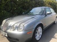 Jaguar S TYPE, Diesel, amazing spec!!
