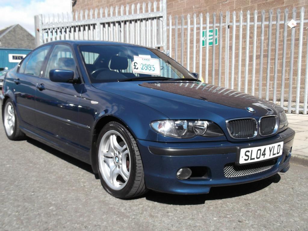 BMW 318I MSPORT E4604 PLATE 200486000 MILES RARE COLOUR