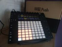 Push 2 - Ableton controller - Less than 2 months old