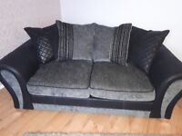 Large dfs 2 seater sofa