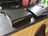 Xbox 360 & ps3 spares or repair
