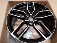 """Audi RS4 Style Wheels in 18"""""""