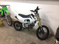 New 140cc pitbike