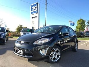 2011 Ford Fiesta SES No accidents certified