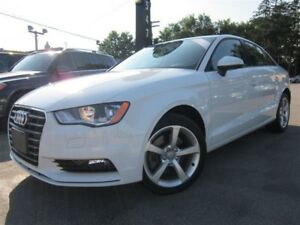2015 Audi A3 KOMFORT~ONE OWNER~30KM~LOW KMS !!!