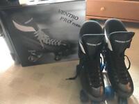 Men's Ventro pro roller skates size 8